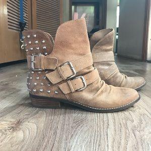 Dolce Vita Studded Boots